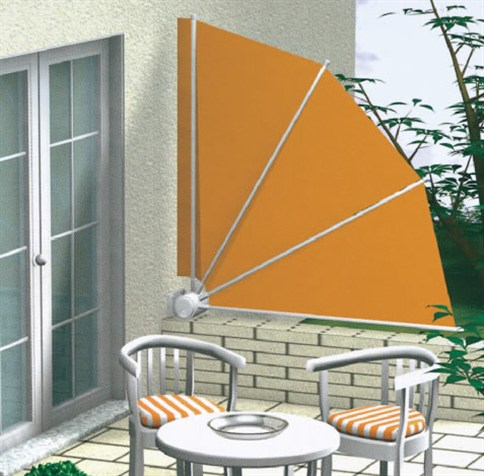 Partition & Swivel Awning