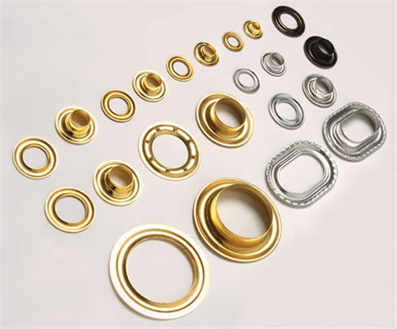 Stainless Steel And Brass Metal Accessories